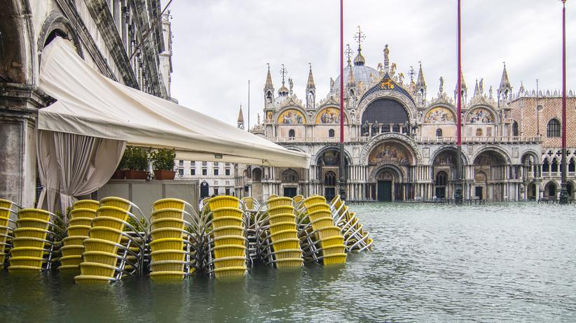 Überschwemmungen: Vom Untergang bedroht