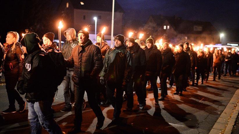 Rechtsextremismus: Neonazis verhöhnen NSU-Opfer bei Demonstration