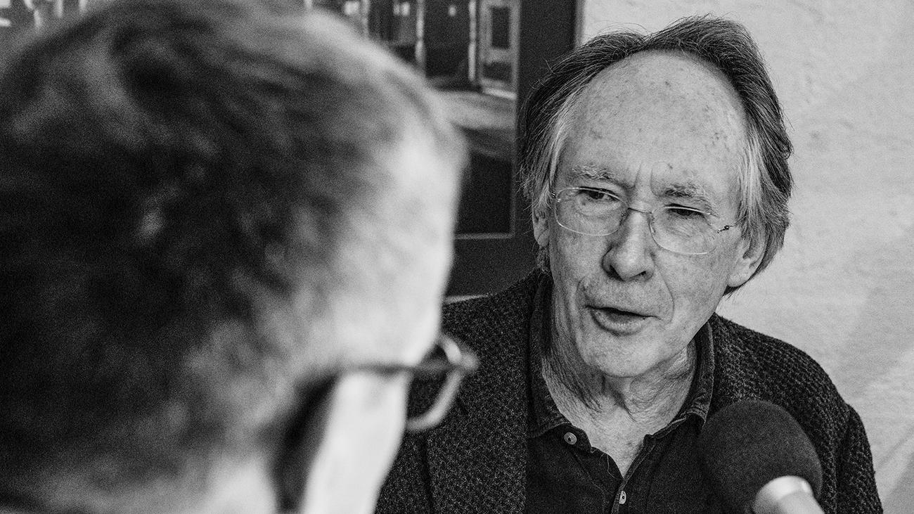 Interview podcast: Ian McEwan, Why Do You Want to Live Forever?