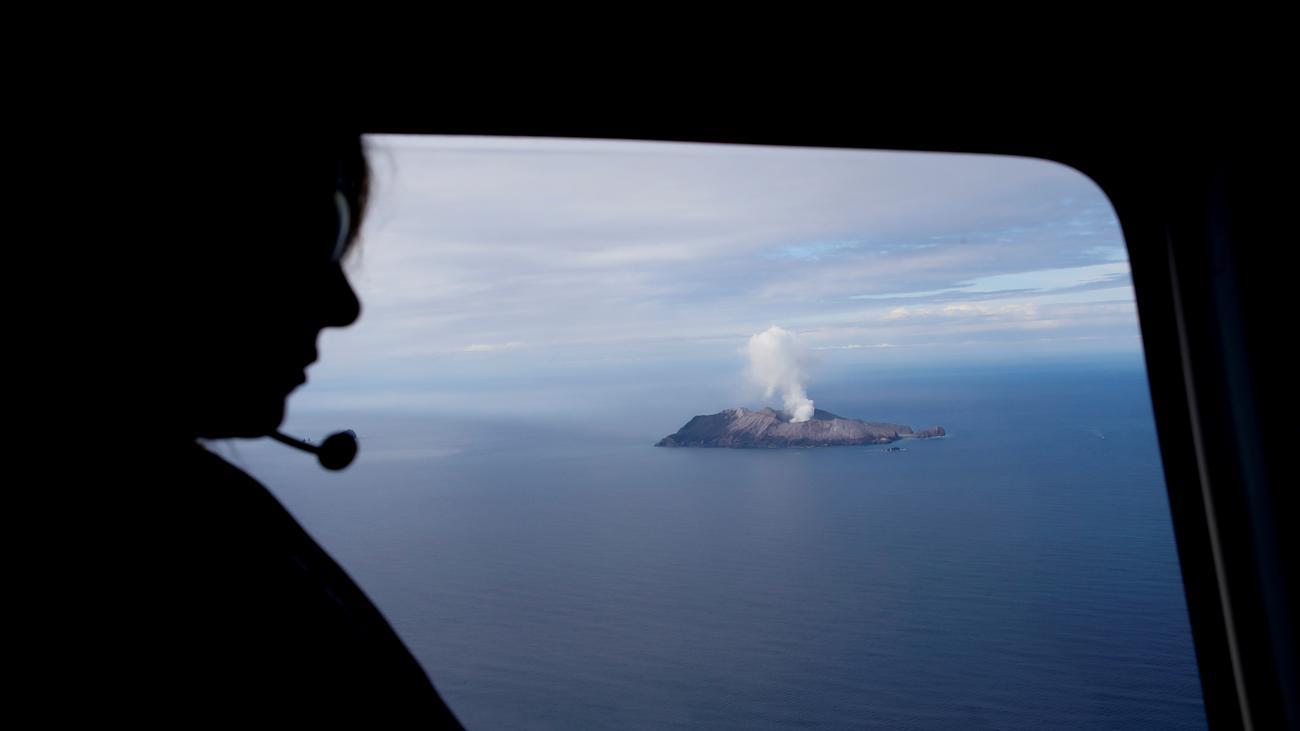 Neuseeland: Sechs Todesopfer auf Vulkaninsel White Island ...