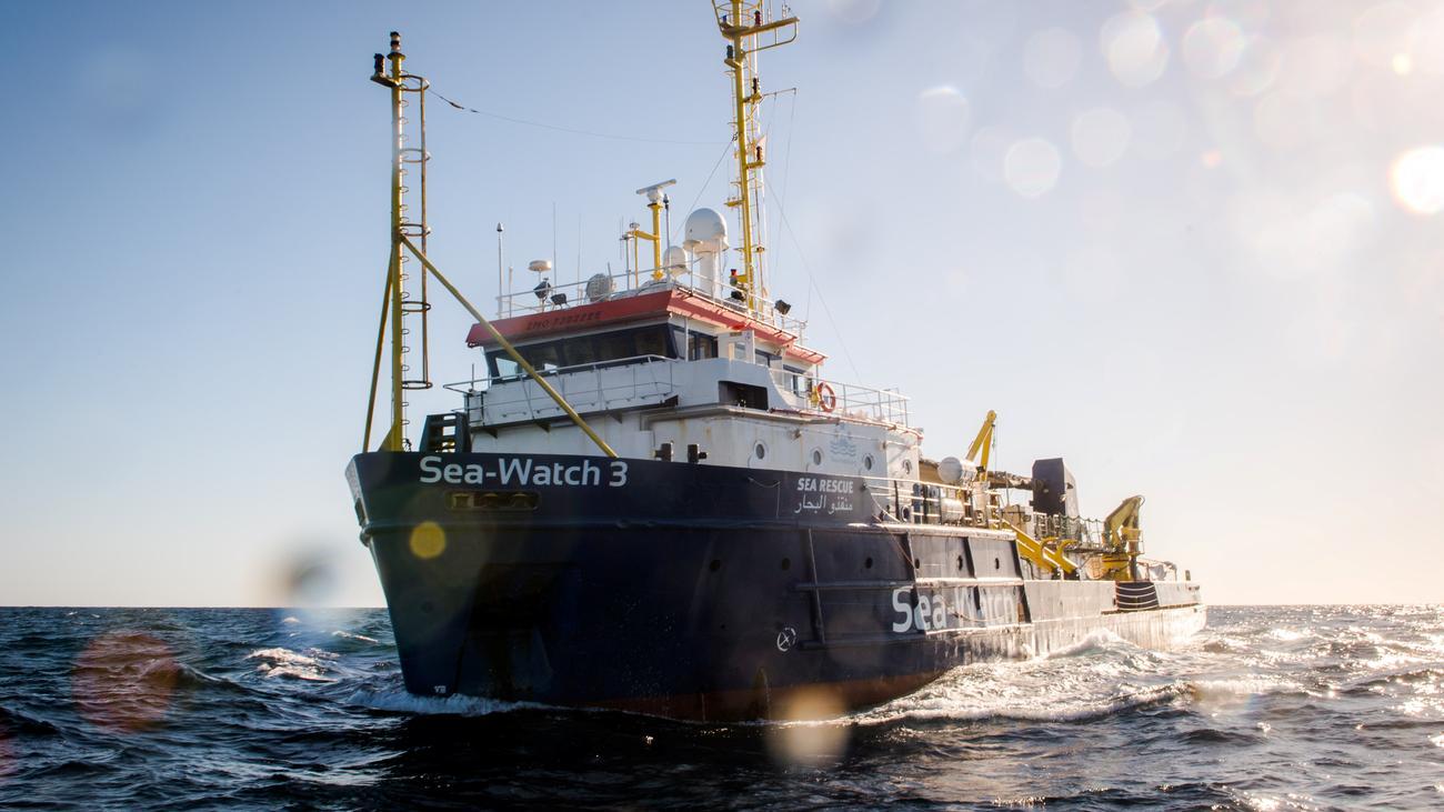 Seenotrettung: Sea-Watch 3 startet nächste Rettungsmission