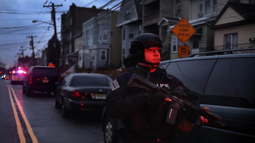 USA: Sechs Tote bei stundenlanger Schießerei in Jersey City
