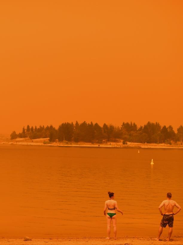 Australien: Sechs Millionen Hektar verbranntes Land