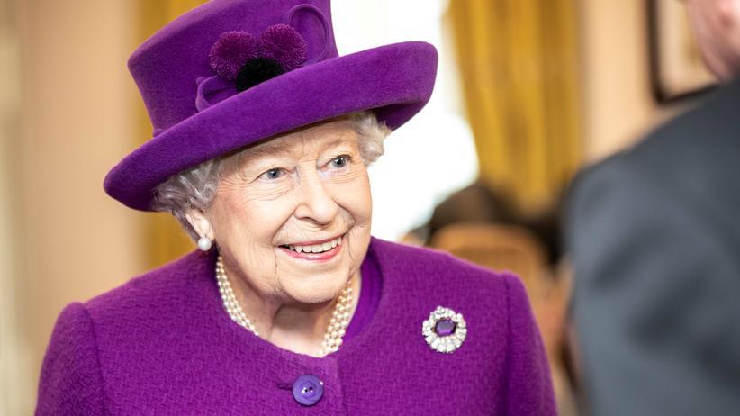 Britisches Königshaus: Die britische Königin Elizabeth II.