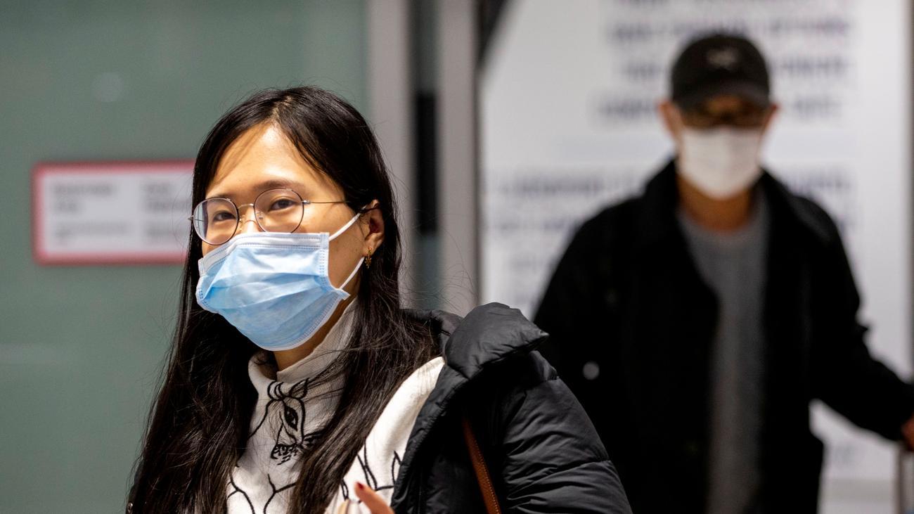 Coronavirus: Bundesregierung erwägt Deutsche aus China auszufliegen