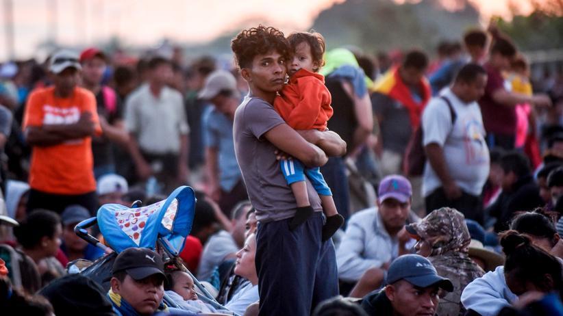 Mexiko: Bis zum Rio Suchiate und nicht weiter