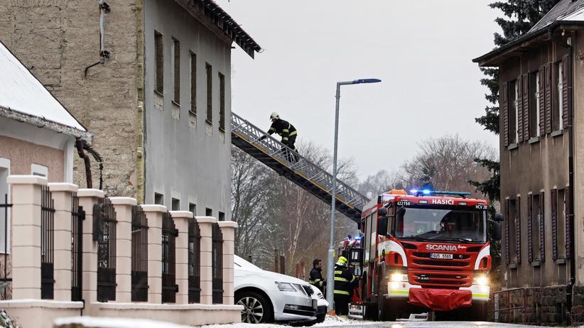 Tschechien: Acht Tote bei Brand in Pflegeheim für Menschen mit Behinderungen