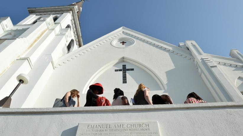 USA: Methodistische Kirche im US-Bundesstaat South Carolina