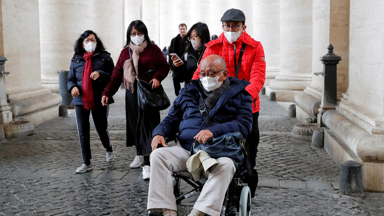 Coronavirus: Erster Europäer an Infektion gestorben