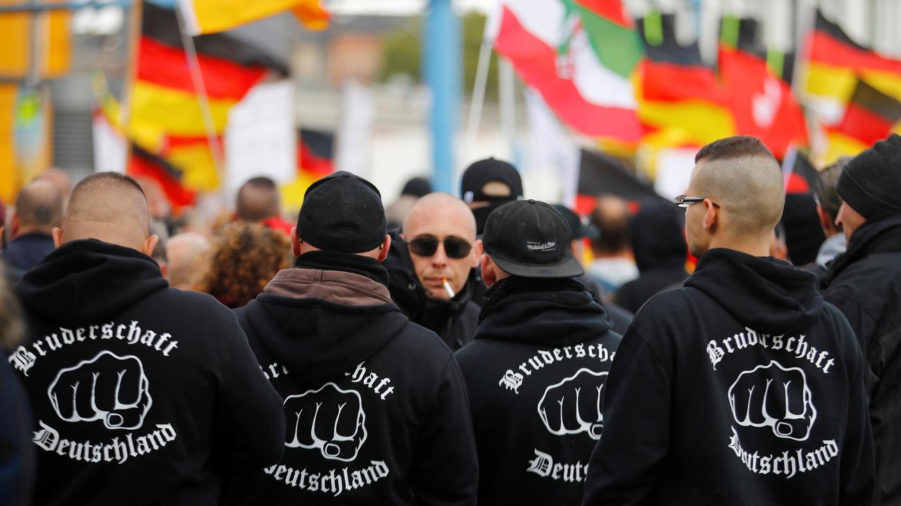 Rechtsextremismus: Deutliche Zunahme rechtsextremistischer Gewalt in Berlin