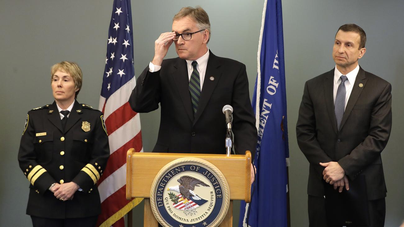 USA: Behörden nehmen mutmaßliche Mitglieder einer Neonazi-Gruppierung fest