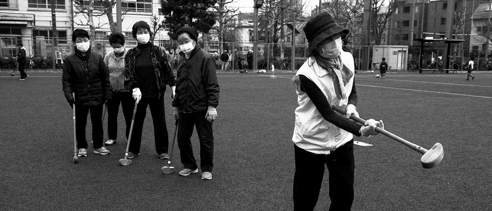 Coronavirus in Tokio: Olympia trotz Corona-Krise