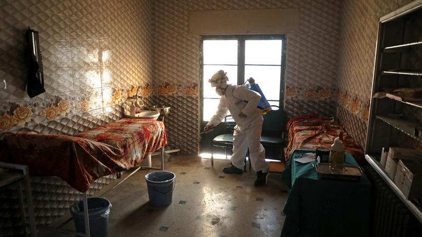 Weltweite Auswirkungen: Ansichten einer Pandemie