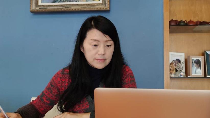 Wuhan: Du Mingjun in ihrer Praxis