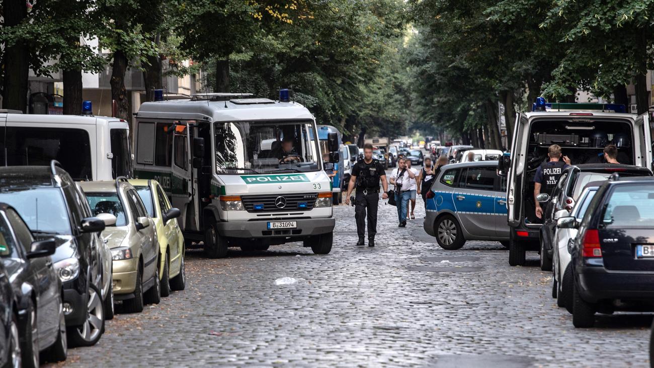 Kriminalität Berlin