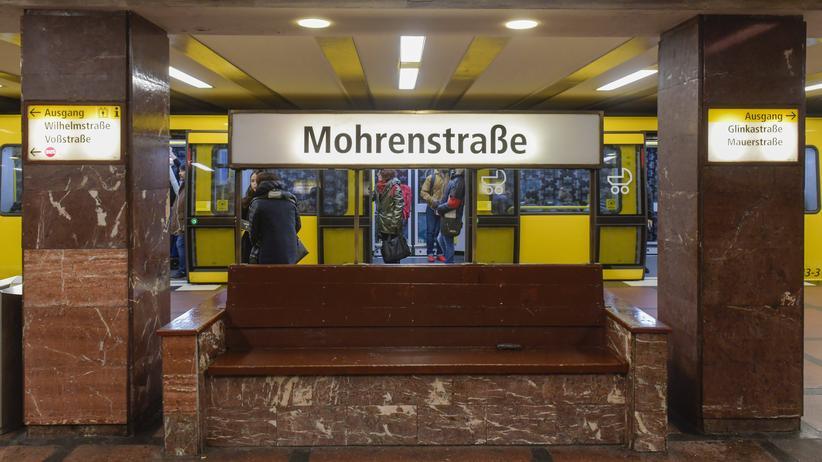 Mohrenstraße Berlin Umbenennung