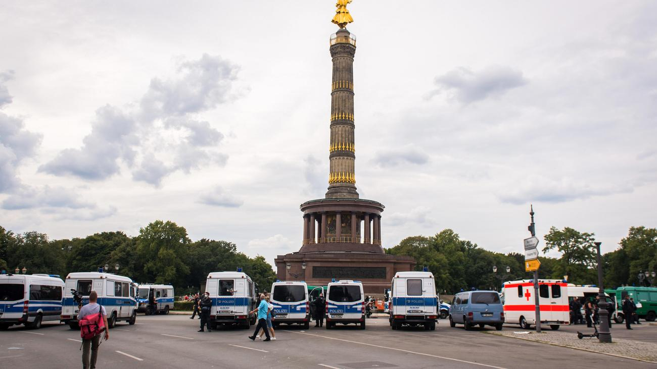 Gegen Berlin