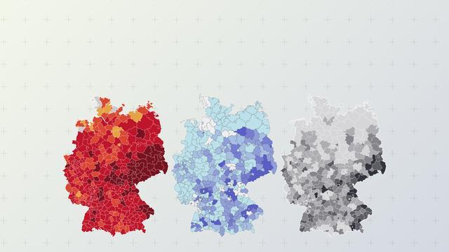 Coronavirus-Karte für Deutschland: Coronavirus in Deutschland und bei Ihnen – alle Zahlen im Überblick