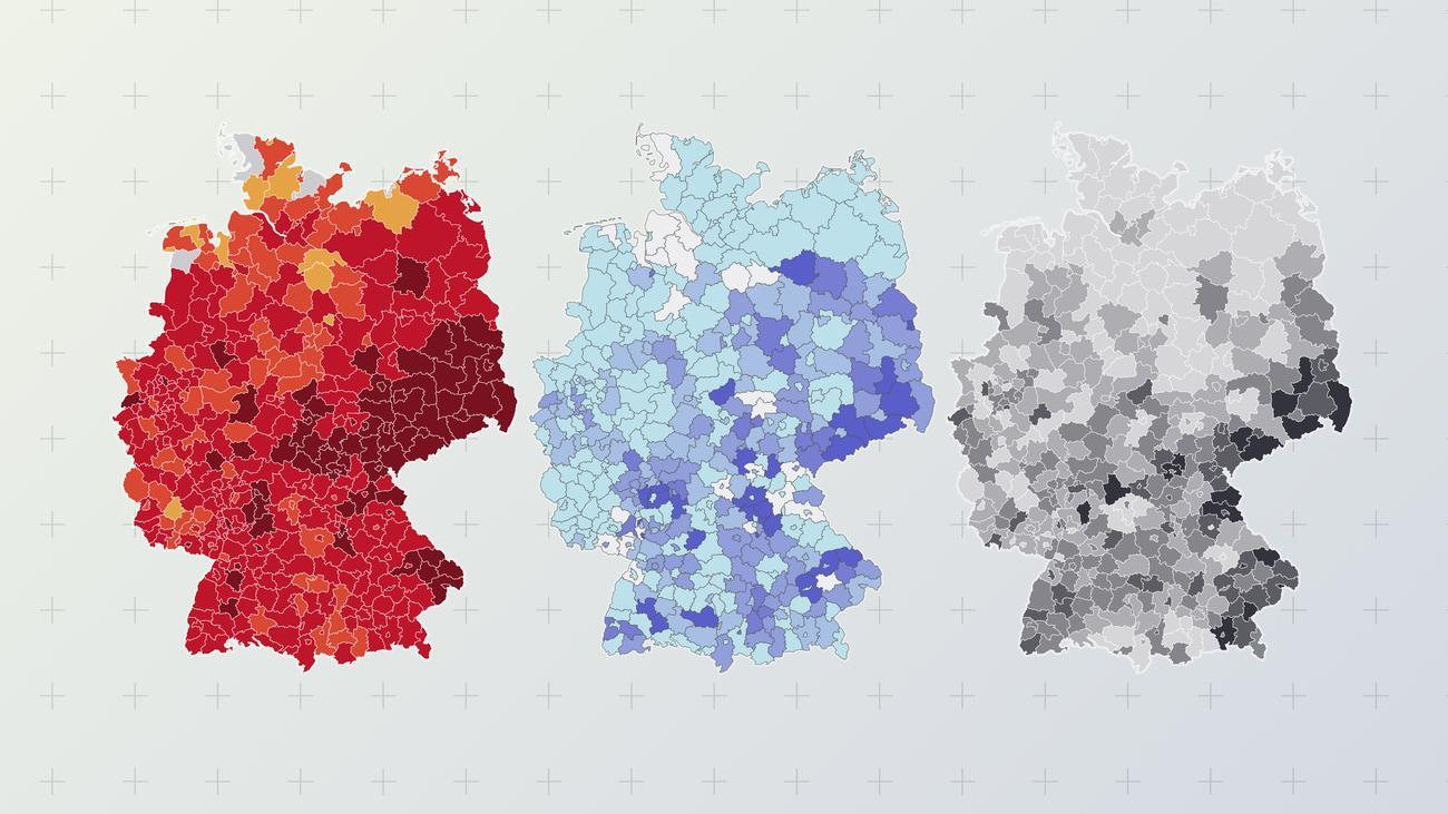 Corona Liveticker Deutschland Karte