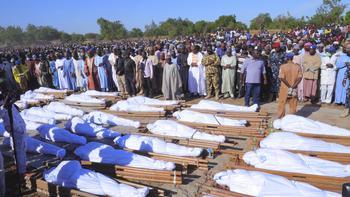 Mutmaßlicher Boko-Haram-Angriff: Terroristen töten zahlreiche Menschen in Nigeria