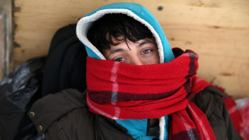Bosnien Flüchtlinge