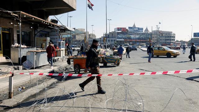 Irak: Terrormiliz IS beansprucht Doppelanschlag in Bagdad für sich