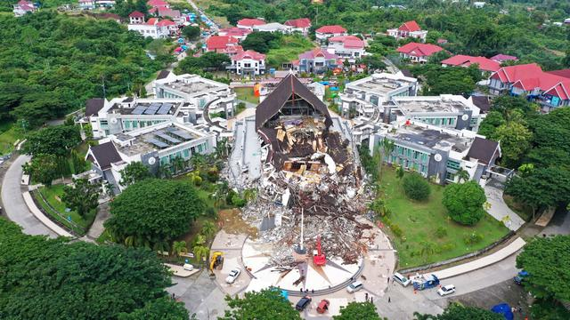 Indonesien: Zahl der Toten nach Erdbeben steigt auf 77