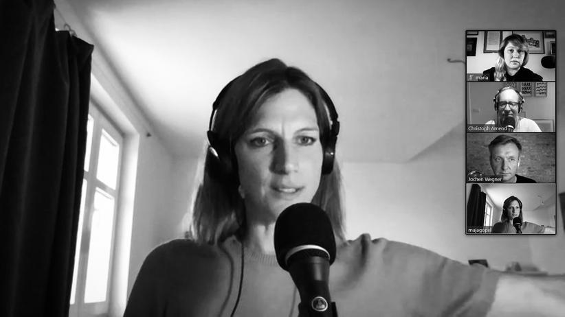 Interviewpodcast: Maja Göpel, wie können wir die Welt neu denken?