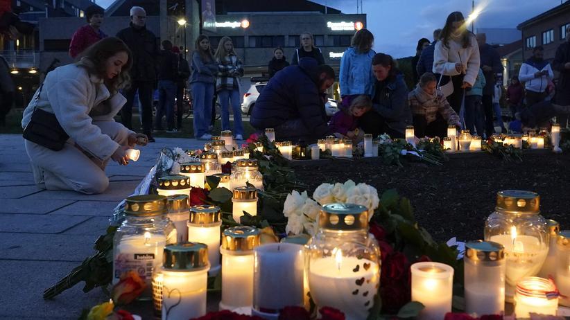 Norwegen: Psychiater untersuchen Tatverdächtigen nach Angriff
