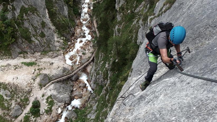 Thomas Behm: Klettern auf rechten Pfaden