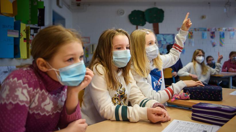"""Maskenpflicht in der Schule : """"Mit Gerechtigkeit hat das nichts zu tun"""""""