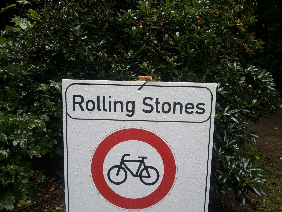 Unerwartete Gefahr auf Radwegen
