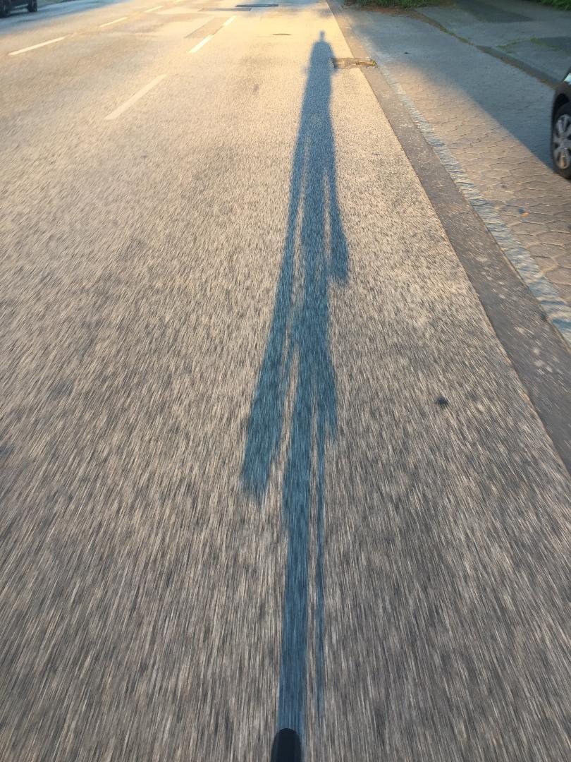 Die Schatten der Fahrraddebatte
