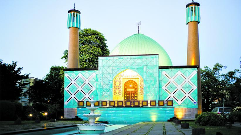 Bosnische Moschee Hamburg