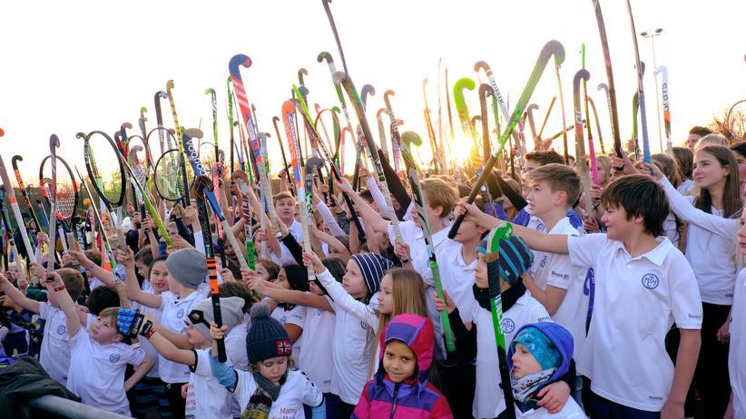 Hockey in Hamburg: Entscheidend ist aufm Platz