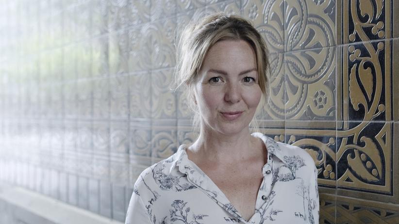 Deutscher Krimipreis: Frisch ausgezeichnet: die Hamburger Krimiautorin Simone Buchholz.