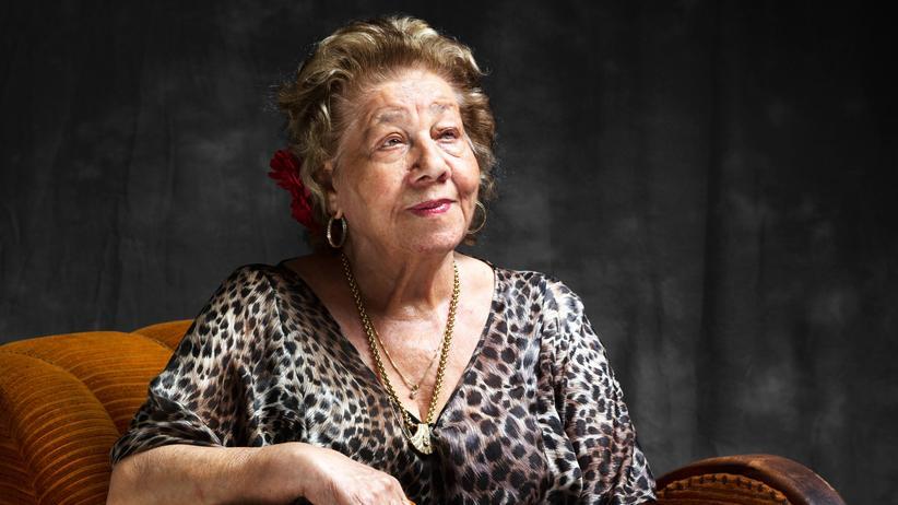 Holocaustüberlebende: Abschied von Mama Blume