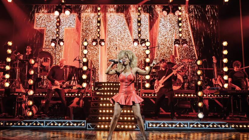 Tina Das Tina Turner Musical Simply The Best Zeit Online