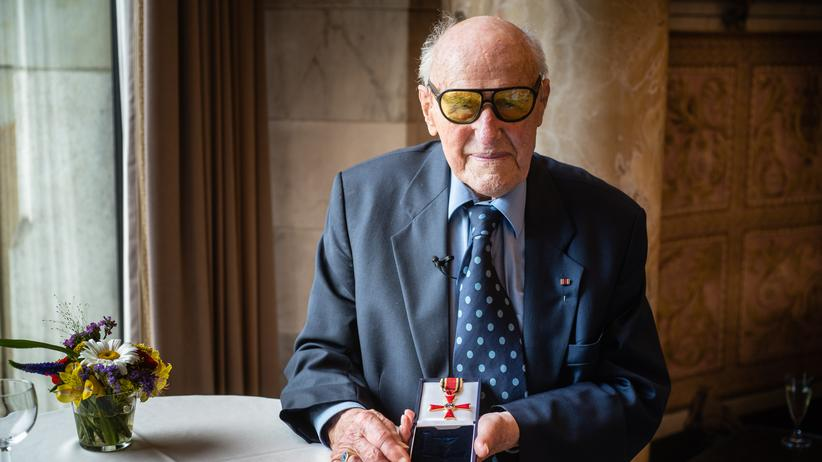 NS-Zeit: Wilhelm Simonsohn, 99 Jahre alt