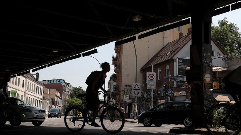 Jeff Speck: Viele Spuren, wenig Platz: Die Stresemannstraße ist einer der kniffeligsten Knotenpunkte für Hamburger Verkehrsplaner.