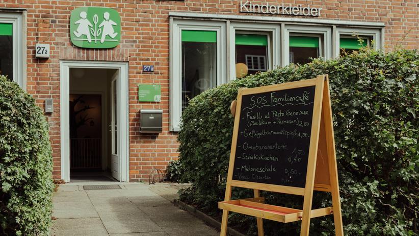 SOS-Kinderdorf Hamburg: Den Verein SOS-Kinderdorf gibt es bereits in Hamburg, nun wird im Stadtteil Dulsberg auch ein ganzes Kinderdorf gebaut.