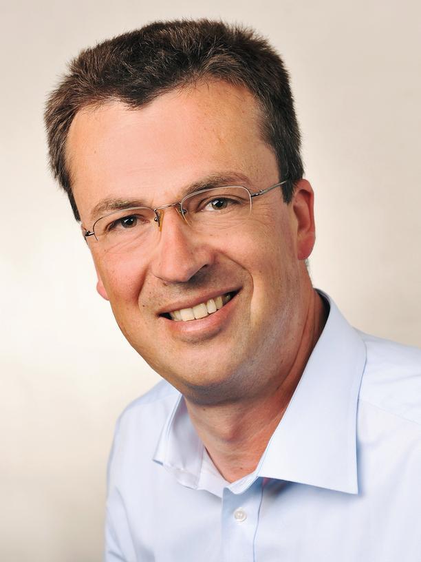 Chemieprofessor Michael Fröba