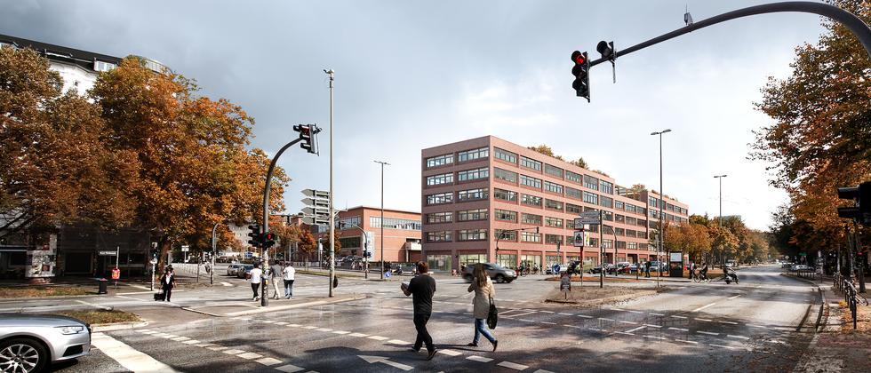 St. Pauli: Klotz mit Kiezflair