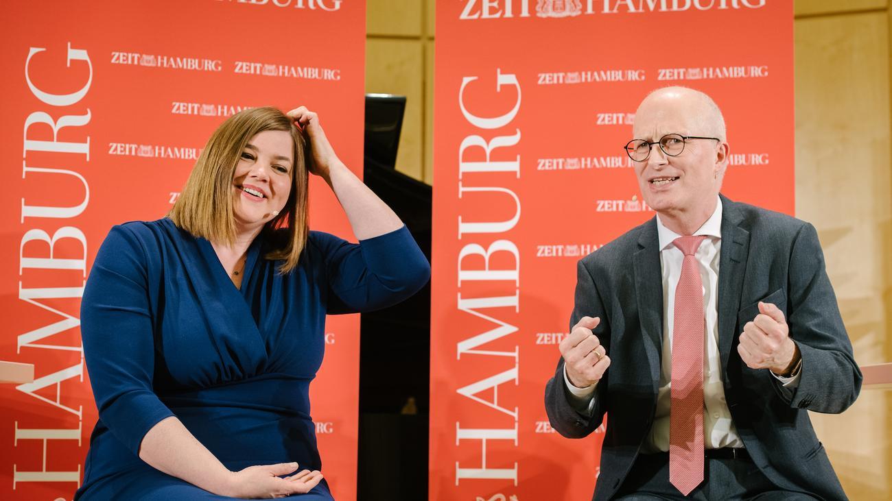 Bürgerschaftswahl: Wahlduell in Hamburg: Wie viel Vision darf's denn sein?