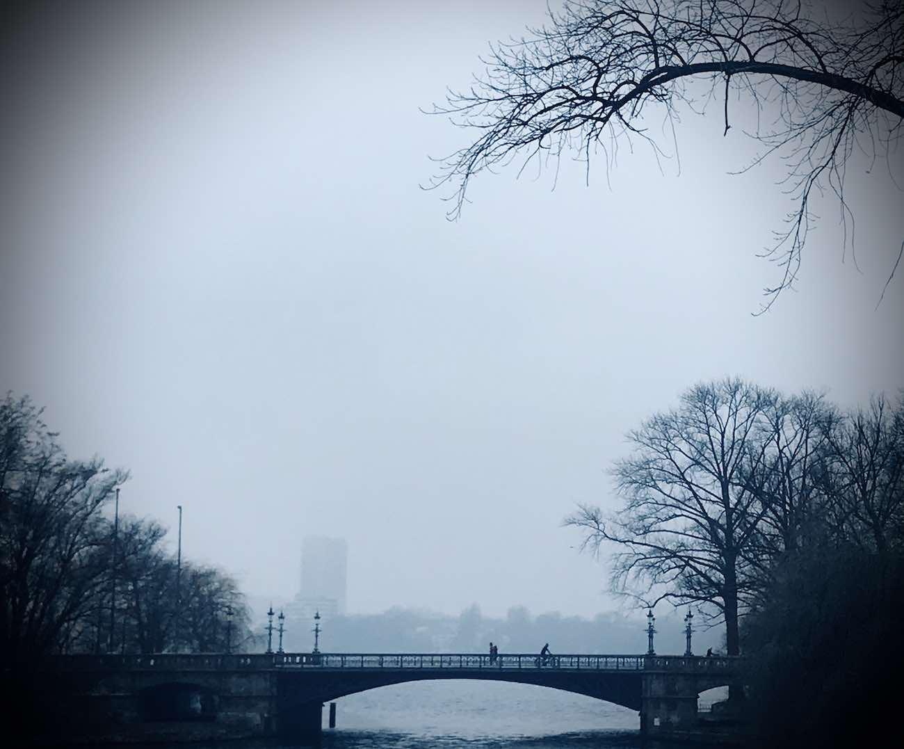 Wie das Wetter, so das Foto ...