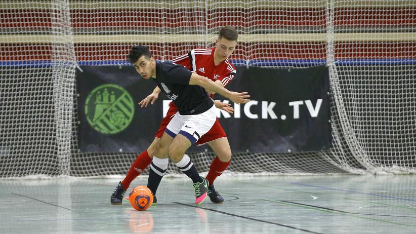 Futsal-Meisterschaften: Spontan, dynamisch und vor allem kreativ