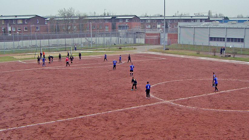 Eintracht Fuhlsbüttel: Jedes Spiel ein Heimspiel: der Fußballplatz von Eintracht Fuhlsbüttel