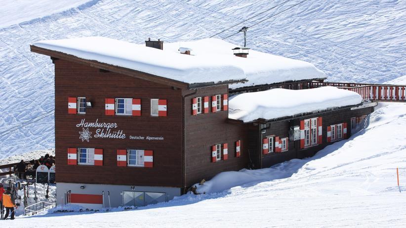 Bad Hofgastein: Eine Hütte für Nordlichter