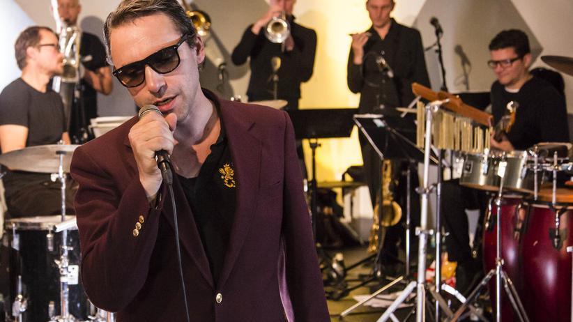 Rocko Schamoni: Rocko Schamoni mit dem L'Orchestre Mirage