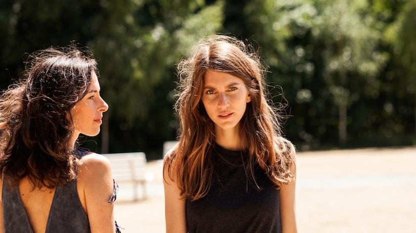 Boy: Sonja Glass (links) und Valeska Steiner bilden zusammen das Musikduo Boy.